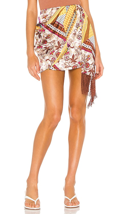 x REVOLVE Caterina Skirt House of Harlow 1960 $158