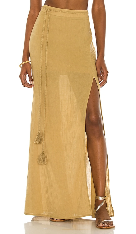 x Sofia Richie Manina Maxi Skirt House of Harlow 1960 $178