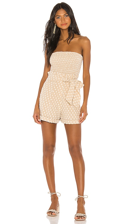 X REVOLVE Roque Romper House of Harlow 1960 $40 (FINAL SALE)