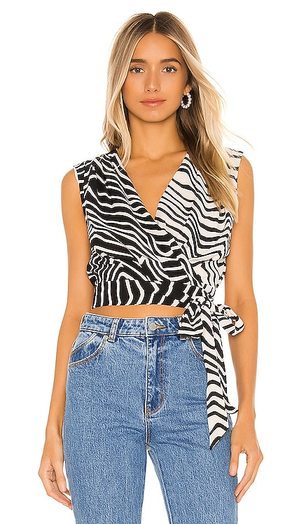 x REVOLVE Natia Top House of Harlow 1960 $148 NEW ARRIVAL