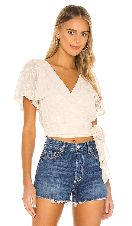 x REVOLVE Rosalie Top House of Harlow 1960 $168 NEW ARRIVAL