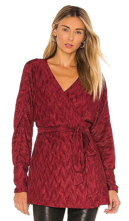 x REVOLVE Nona Wrap Top House of Harlow 1960 $168