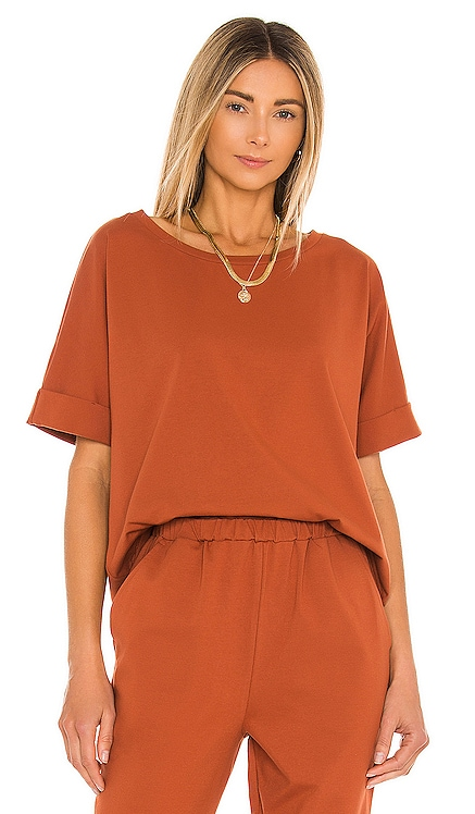 T-SHIRT OVERSIZED House of Harlow 1960 $110 NOUVEAU