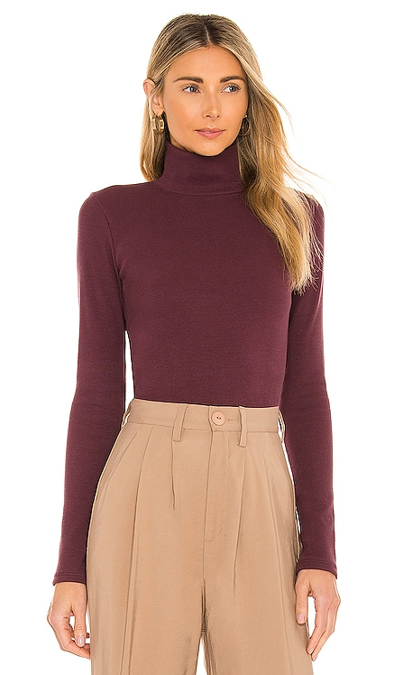 x REVOLVE Turtleneck Basic Long Sleeve Top House of Harlow 1960 $71