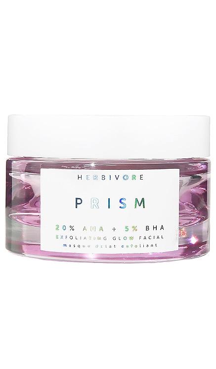 Prism Exfoliating Glow Facial Herbivore Botanicals $58