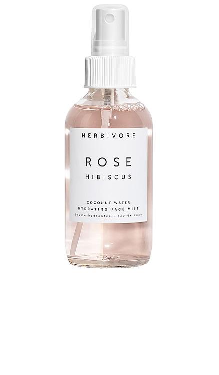 Rose Hibiscus Hydrating Face Mist 4 fl oz Herbivore Botanicals $32 BEST SELLER