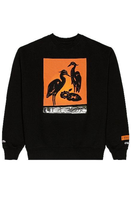 SUDADERA NIGHTSHIFT Heron Preston $545 NUEVO