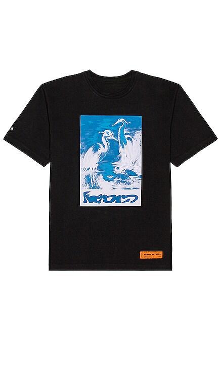 CAMISETA HERONS CAPTCHA Heron Preston $280 NUEVO