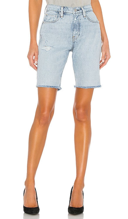 Freya High Rise Biker Short Hudson Jeans $175
