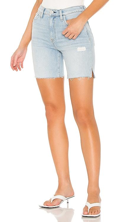 Hana Mini Biker Short Hudson Jeans $145 NEW