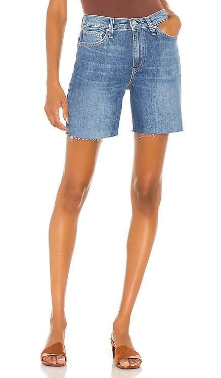 Hana Mini Biker Short Hudson Jeans $145