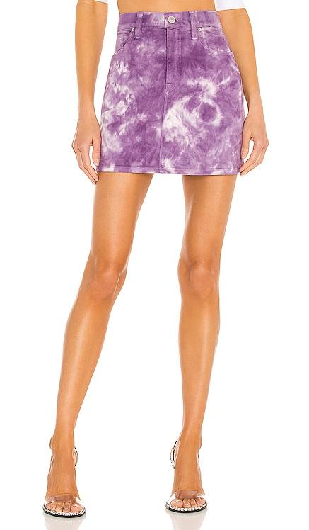The Viper Mini Skirt Hudson Jeans $175