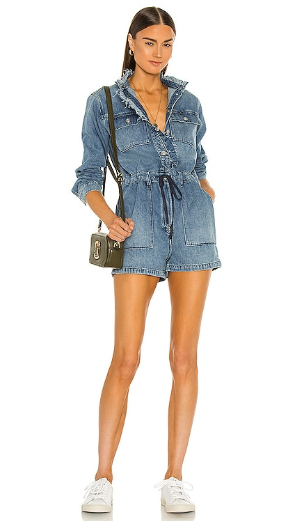 Utility Romper Hudson Jeans $245 NEW