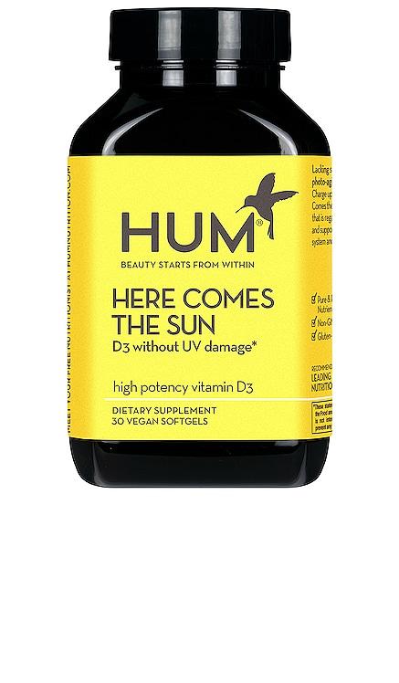 HERE COMES THE SUN サプリメント HUM Nutrition $12 ベストセラー