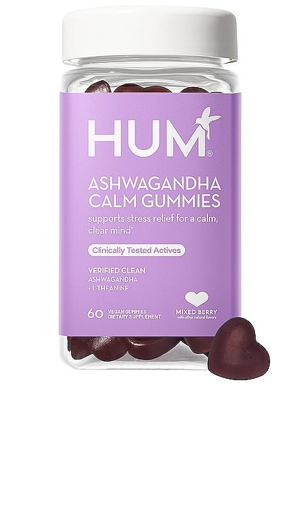 Calm Sweet Calm Stress Reducing Gummies HUM Nutrition $30