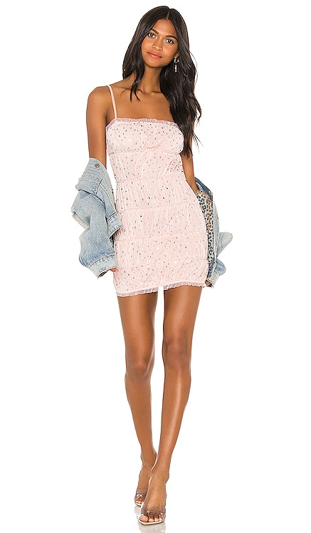 Bruno Mini Dress h:ours $57 (FINAL SALE)