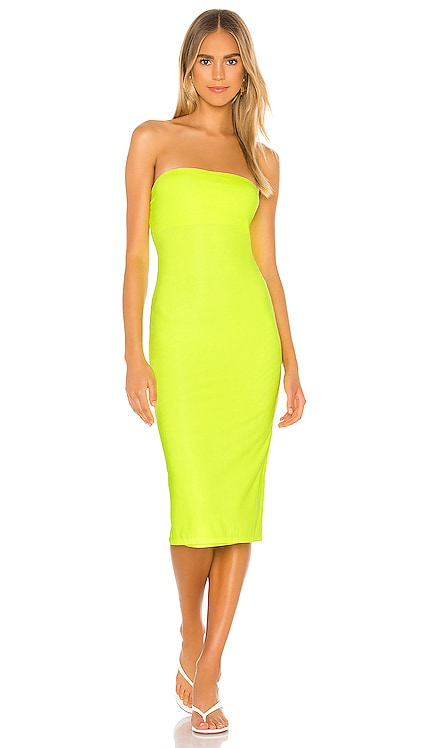 Mali Midi Dress h:ours $175 NEW