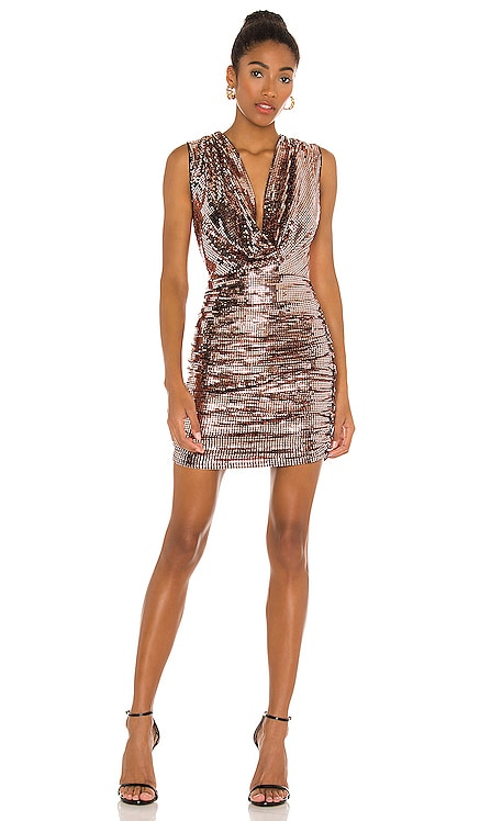 Leah Mini Dress h:ours $228 NEW
