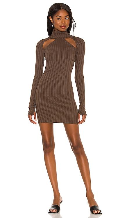Sindri Mini Dress h:ours $178 NEW