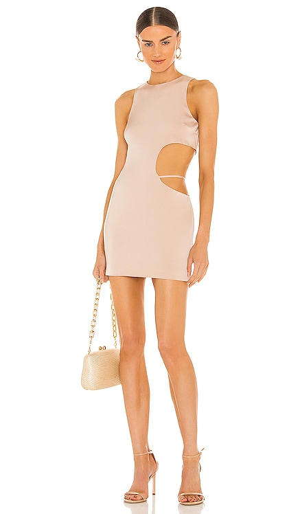 Clarity Mini Dress h:ours $198 NEW