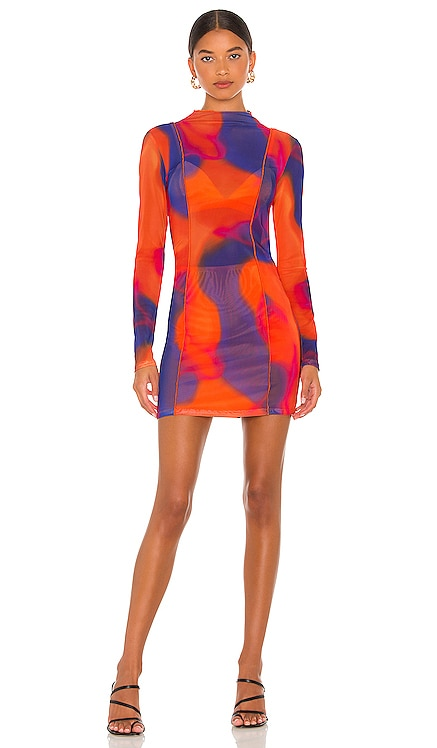 Amethyst Mini Dress h:ours $158 NEW