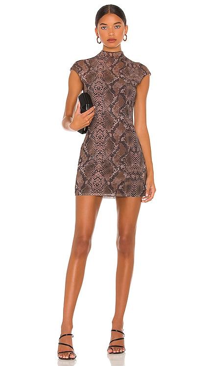 Minju Mini Dress h:ours $168 NEW