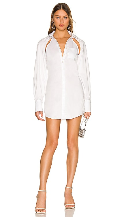 Nathan Shirt Dress h:ours $198 NEW