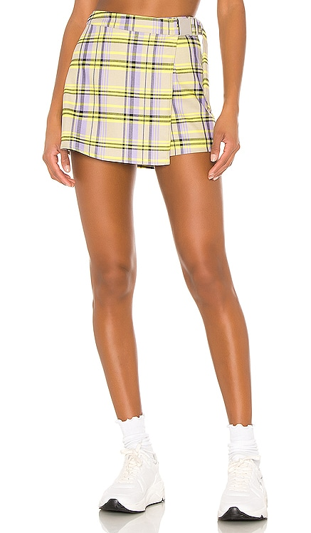 JUPE-SHORT APPLETON h:ours $53