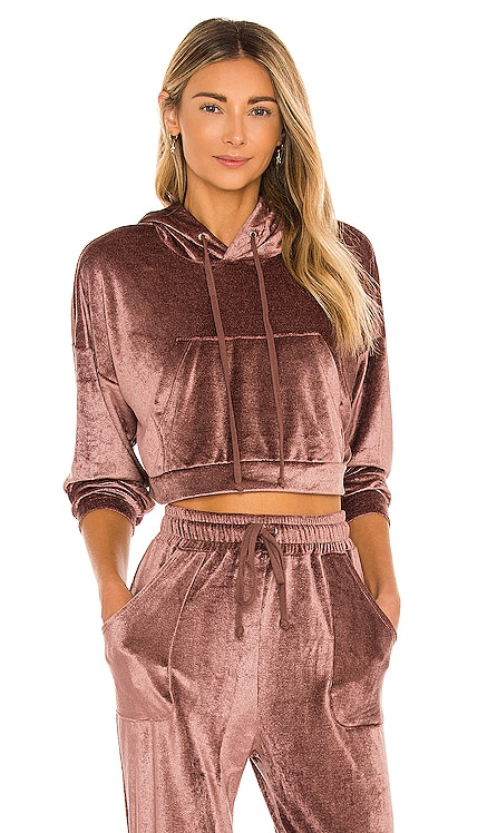 Cropped Hoodie h:ours $148