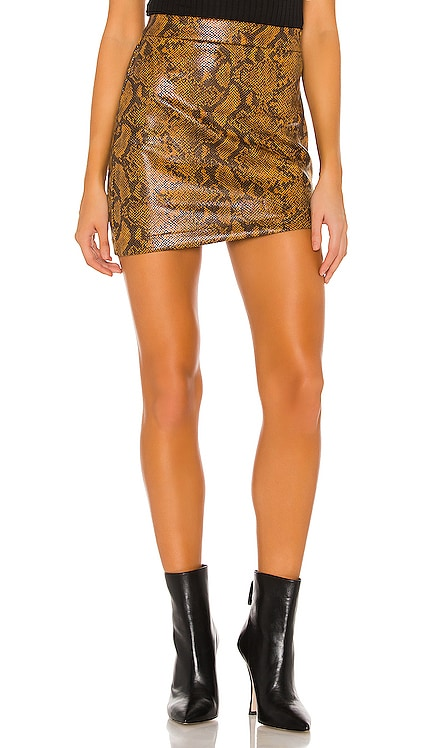 Link Mini Skirt h:ours $26 (FINAL SALE)
