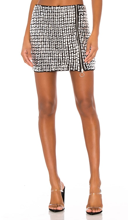 Revere Mini Skirt h:ours $34 (FINAL SALE)