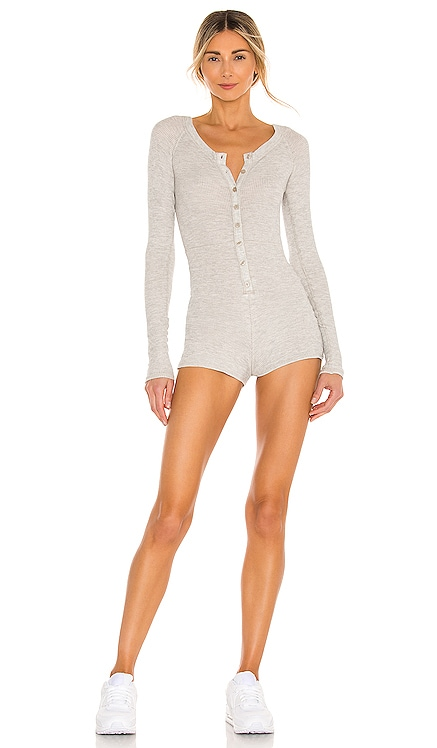 Henley Romper h:ours $168 NEW