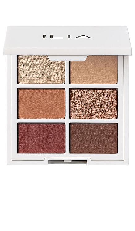 The Necessary Eyeshadow Palette Ilia $38