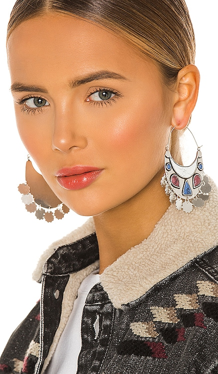 Move Your Body Earring Isabel Marant $495 NEW