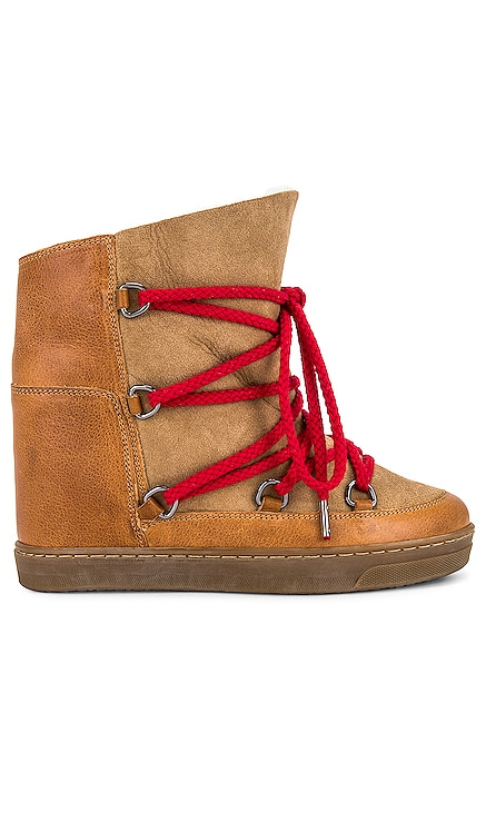 Nowles Boot Isabel Marant $680