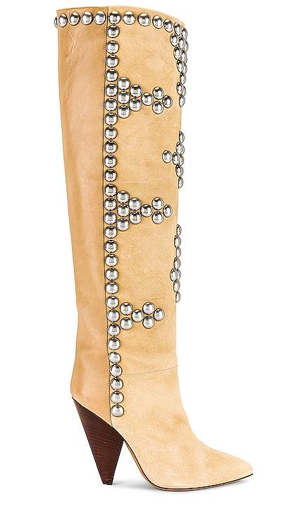 Lyork Boot Isabel Marant $2,195 NEW
