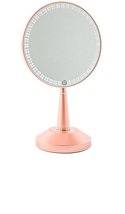Bijou LED Hand Mirror with Charging Stand Impressions Vanity $79 BEST SELLER