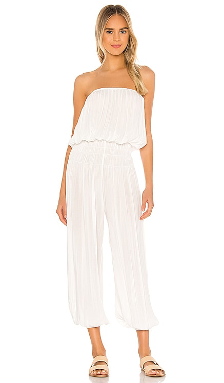 Seychelle Strapless Pleated Jumpsuit Indah $172 BEST SELLER