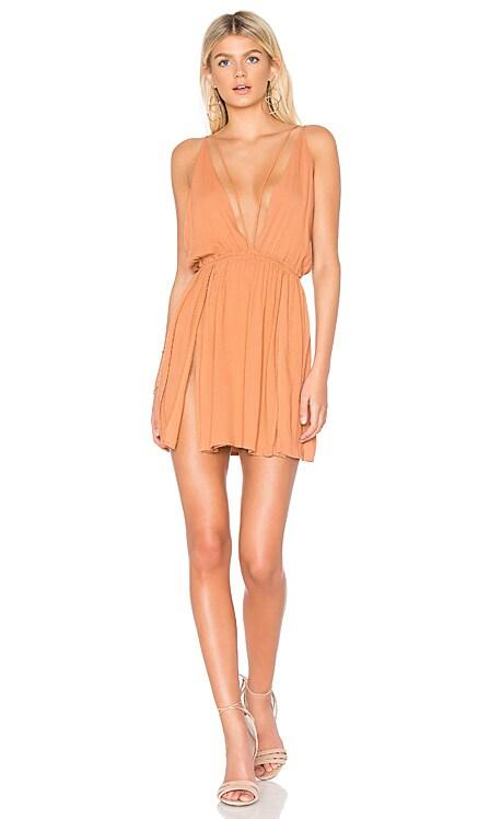 Harlem Layered Mini Dress Indah $72