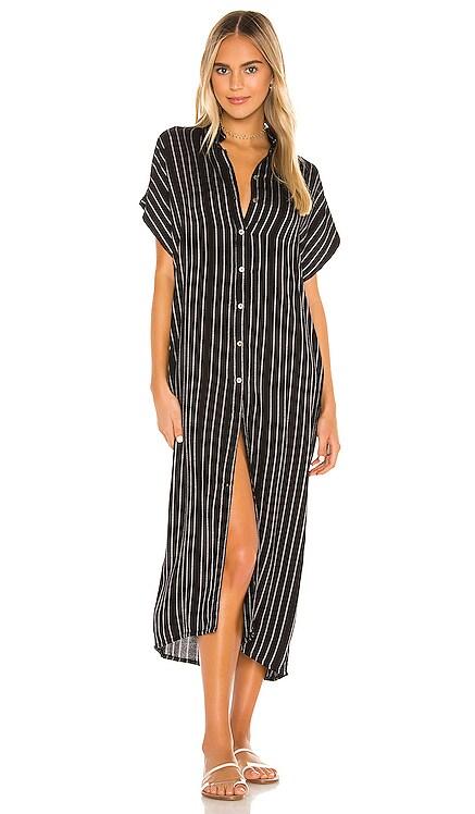 Delphina Shirt Dress Indah $172