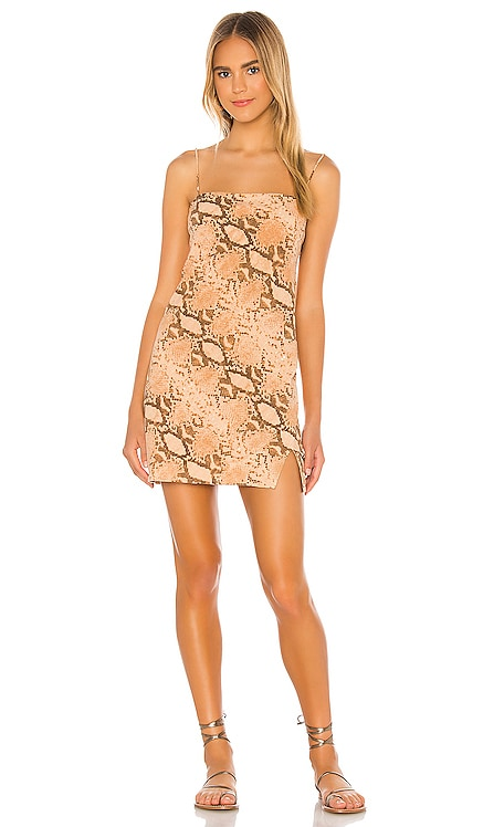 Bea Bias Mini Dress Indah $106 NEW