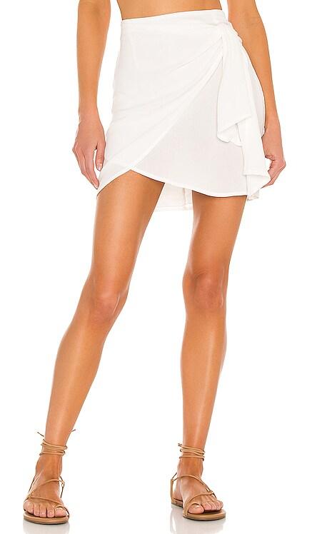 Cassiel Mini Skirt Indah $119
