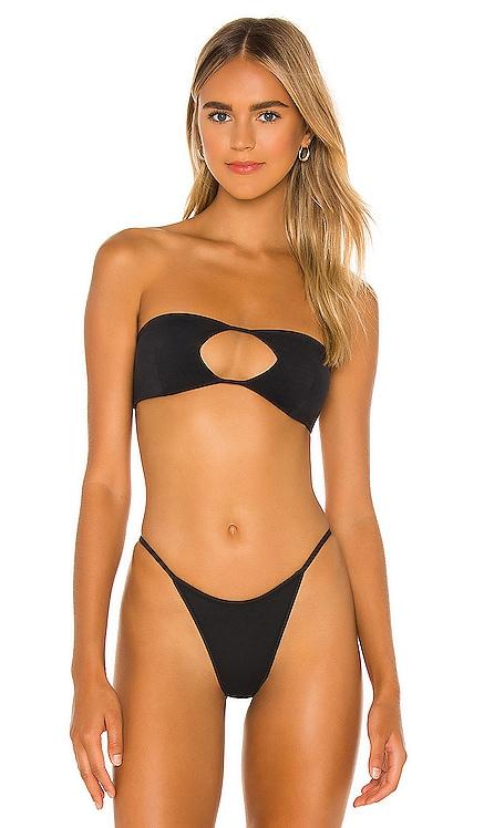 Bass Bandeau Bikini Top Indah $84 MÁS VENDIDO