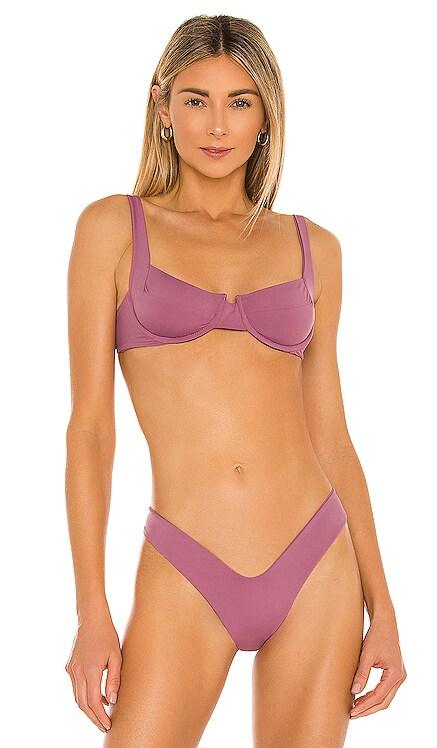 Midori Underwire Bikini Top Indah $103 BEST SELLER