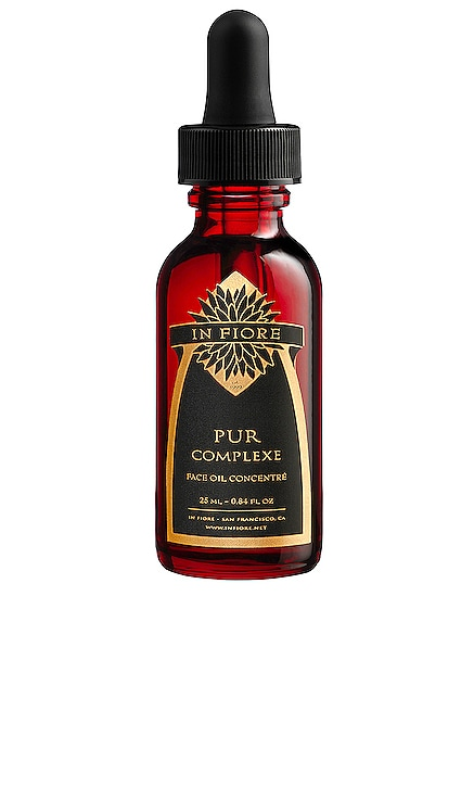 Pur Complexe Face Oil Concentre In Fiore $85 BEST SELLER
