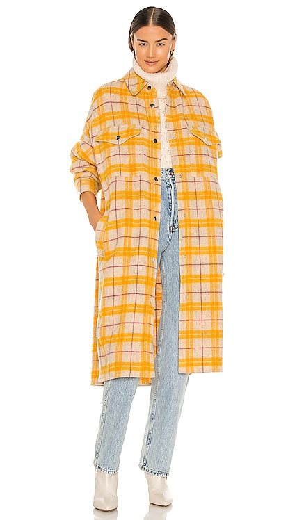 Fontia Coat Isabel Marant Etoile $480