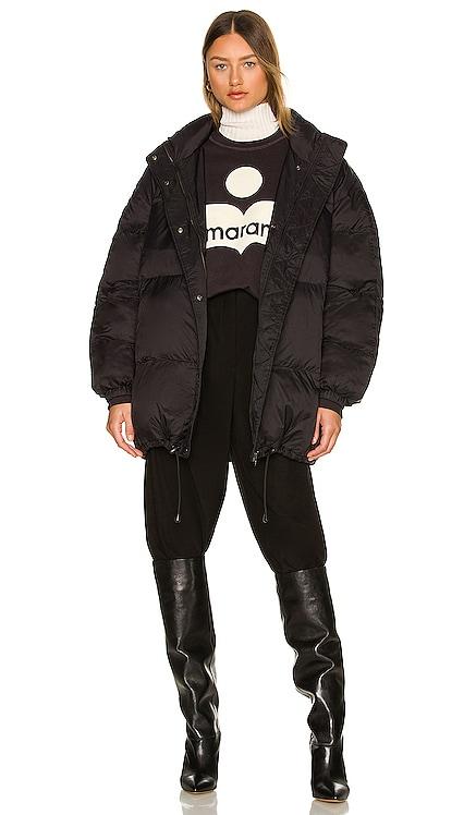 Dilys Puffer Jacket Isabel Marant Etoile $670 NEW