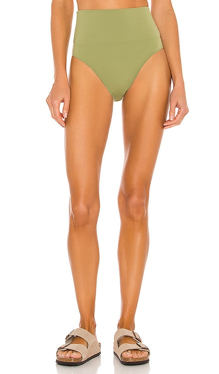 Contour High Waist Bikini Bottom It's Now Cool $70