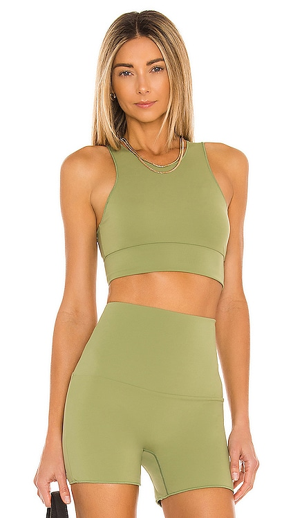 Contour High Neck Bikini Top It's Now Cool $70