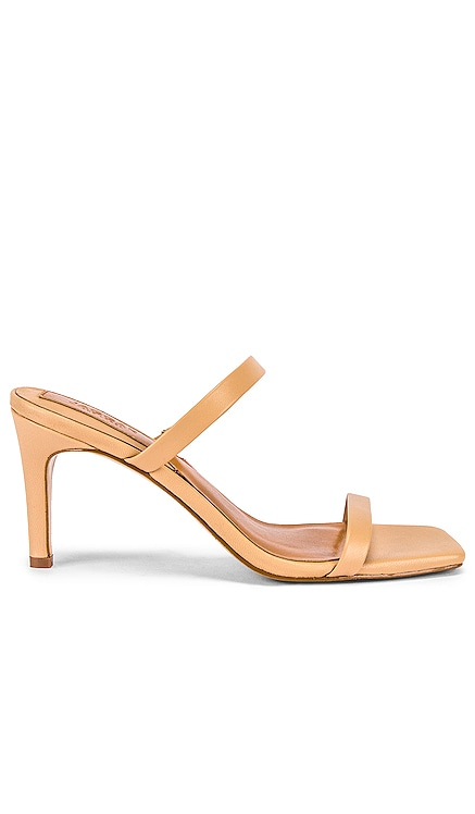 Two Strap Leather Sandal JAGGAR $124